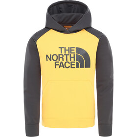 The North Face Surgent Pullover Capuchon Trui Jongens, tnf yellow/asphalt grey